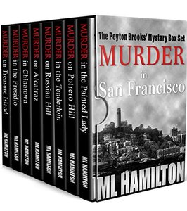 The Peyton Brooks' Mysteries Box Set