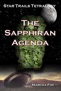 The Sapphiran Agenda (Star Trails Tetralogy) - Published on Sep, 2015
