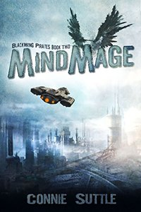 MindMage: BlackWing Pirates, Book 2 - Published on Dec, 2016