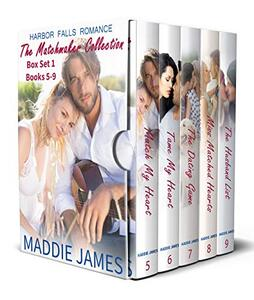The Matchmaker Collection: Harbor Falls Romance: Box Set 1, Books 5-9 (A Harbor Falls Romance)