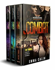 Passion Patrol Series Box Set 1: 3 Passion Patrol Novels:  Police Detective Fiction Books With a Strong Female Protagonist Romance
