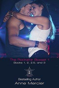 The Rockstar Series Boxset(Books 1-3) (Rockstars Book 0)