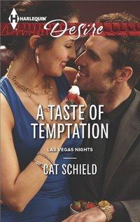 A Taste of Temptation (Las Vegas Nights Book 3)