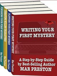 Writing Your First Mystery Boxed Set - Books 1-4