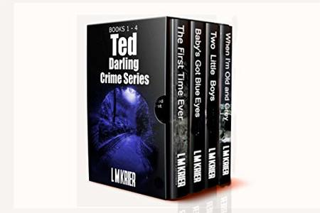 Ted Darling Crime Series: Books 1-4 Collection (Ted Darling Crime Collections Book 1) - Published on May, 2018