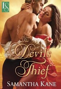 The Devil's Thief (The Saint's Devils Book 1)