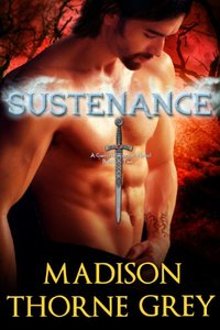 Sustenance (Gwarda Warriors Book 2)