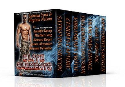 Elite Elements: Seven-Novel Cohesive Military Boxed Set (Elite Warriors Series Book 3)