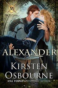 Alexander: A Seventh Son Novel (McClains Book 1) - Published on Mar, 2018