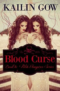 Blood Curse  (PULSE Series 8) (PULSE Vampire Series) - Published on Mar, 2014