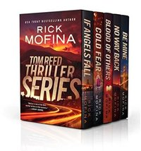 Tom Reed Thriller Series: A 5-Book Omnibus Edition