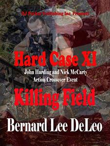 Hard Case 11: Killing Field (John Harding) - Published on Aug, 2018