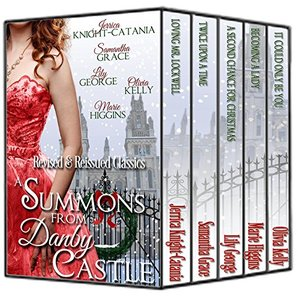 A Summons From Danby Castle (Regency Christmas Summons Book 1)