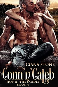 Conn'n'Caleb (Hot in the Saddle Book 4)