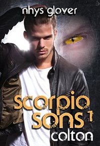Scorpio Sons 1: Colton: (SF/Shifter Romance)