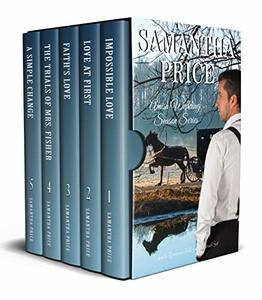 Amish Wedding Season Complete Series.: Boxed Set Five Amish Romance Books