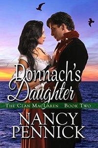 Donnach's Daughter (The Clan MacLaren Book 2)
