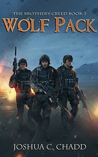 Wolf Pack (The Brother's Creed Book 3) - Published on Mar, 2018