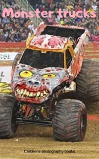 Monster trucks: Childrens motor sports book
