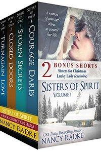 Sisters of Spirit #1-4, Boxed Set with 2 bonus short stories (Sisters of Spirit Boxed Set)
