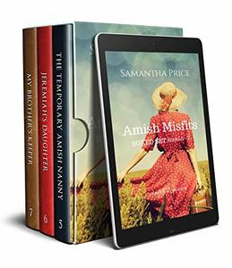 Amish Misfits Boxed Set Books 5 - 7: Amish Romance
