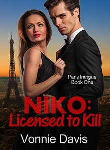 NIKO: Licensed to Kill (Paris Intrigue Book 1)