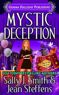 Mystic Deception (Mystic Isle Mysteries Book 4)