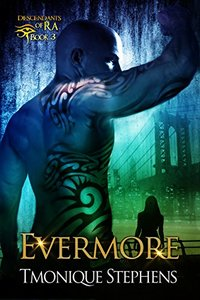 Evermore (Descendants of Ra: Book 3)
