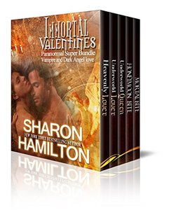 Immortal Valentines: Paranormal Super Bundle (Vampires, Dark Angel Love) (Golden Vampires of Tuscany, The Guardians)