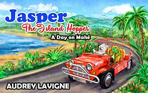 Jasper The Island Hopper: A day on Mahe (A rhyming picture book) - Published on Oct, 2020