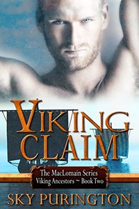 Viking Claim (The MacLomain Series: Viking Ancestors Book 2)