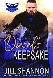Diesel's Keepsake: A Dark Mafia MC Romance (The Celtic Demons Book 3)