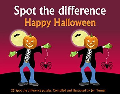 Spot The Difference - Happy Halloween