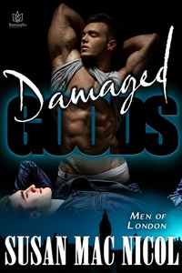 Damaged Goods (Men of London, #7)