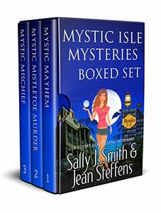 Mystic Isle Mysteries Boxed Set (Books 1-3) - Published on Oct, 2018