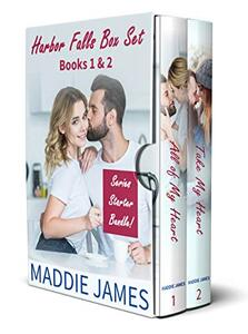 Harbor Falls Romance Box Set: A Small Town, Second Chance Romance, Two-Book Series Starter (A Harbor Falls Romance)