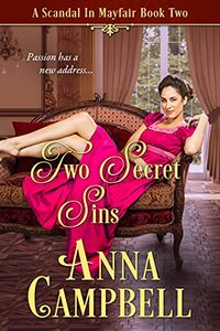 Two Secret Sins: A Scandal in Mayfair Book 2 - Published on Aug, 2021