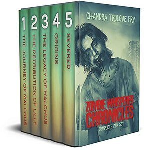 The Zombie Whisperer Chronicles: Complete Box Set