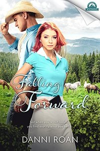 Falling Forward (Whispers in Wyoming Book 12)