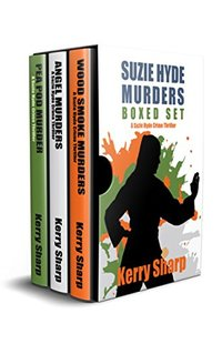 Suzie Hyde Crime Thriller - BOXED SET
