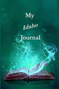 My Idaho Journal: Pambling Roads Journal