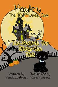 Hayley the Halloween Cat and The Search for Bitty the Bat