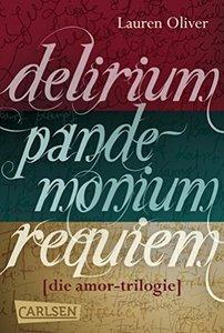 Delirium – Pandemonium – Requiem: Die Amor-Trilogie als E-Box! (German Edition)