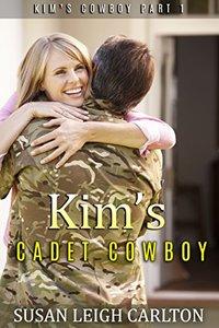Kim's Cadet Cowboy: Part 1 (Kim's Cowboy)