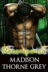 Recompense (Gwarda Warriors Book 3)