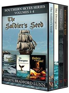 Southern Skyes Box Set (Vol. 1-4)