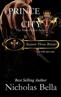 Prince of the City : New Haven Series