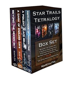 Star Trails Tetralogy Box Set - Published on Jul, 2015