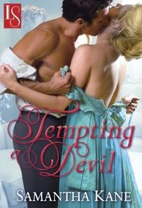 Tempting a Devil (The Saint's Devils Book 2)