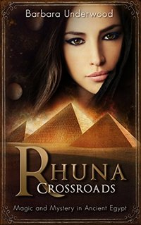 Rhuna - Crossroads (YA Urban Fantasy Series Book 2)